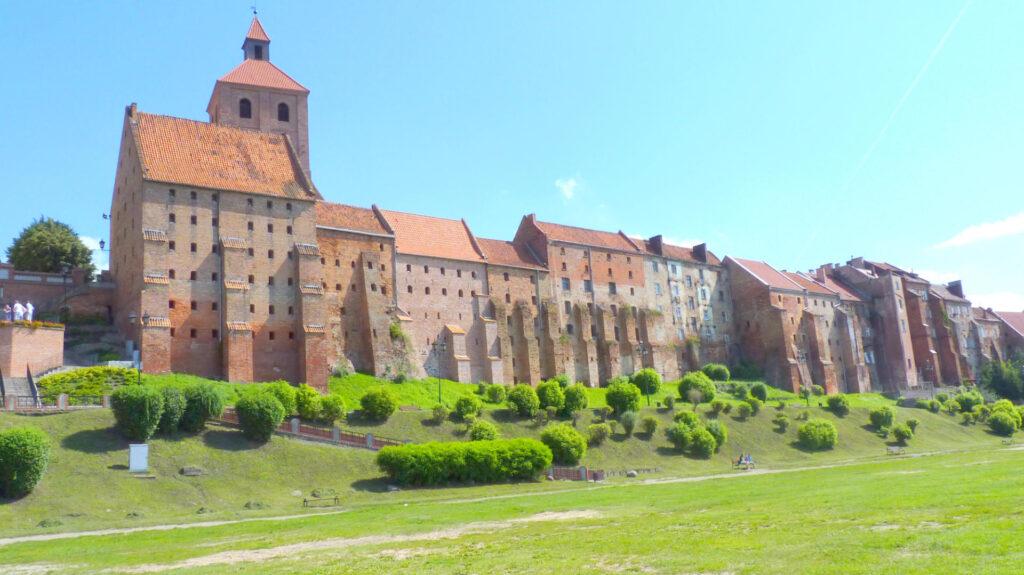 Zu sehen ist die Festung von Graudenz, Bild: Kazimierz Mendlik