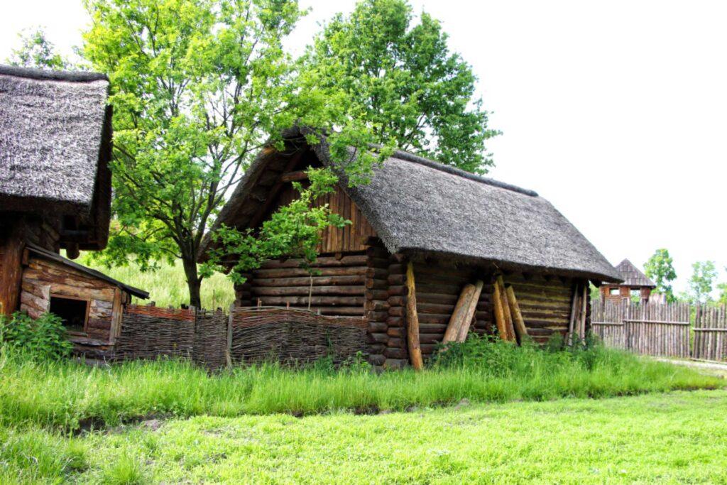 Zu sehen ist ein ethnographisches Museum in Kalisz-Zawodzie, Bild: Anwar2